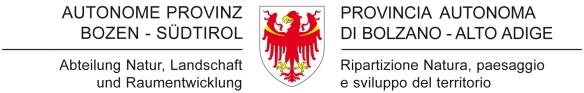 Logo Abteilung Natur Landschaft Raumentwicklung