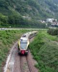 Vinschger Bahn fährt noch mit Diesel