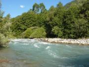 Der Rambach bei Rifair (Foto Umweltschutzgruppe Vinschgau)