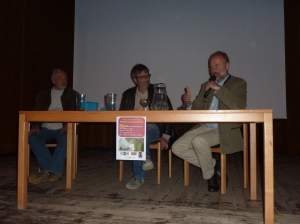 Friedrich Haring - Georg Eller - Walter Haefeker (Foto Umweltschutzgruppe Vinschgau)