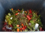 Mülltrennung in Prad am Stilfserjoch