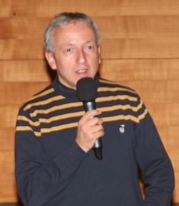 Martin Trafoier, Präsident der Polar Bear Society Vinschgau